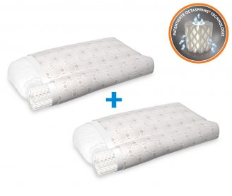 Octasleep Duo Feel Pillow